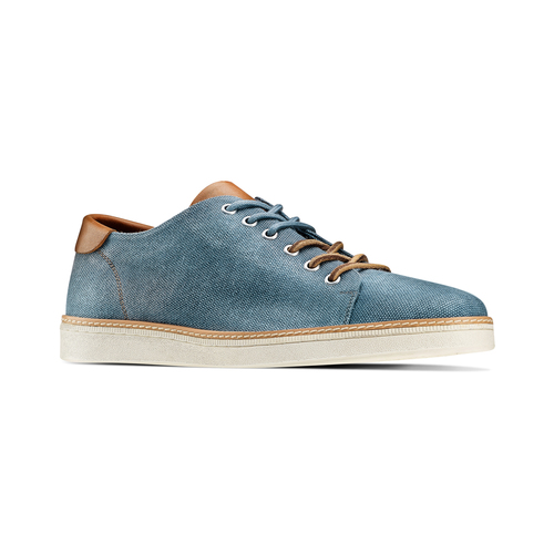 Sneakers casual  bata, blu, 849-9346 - 13
