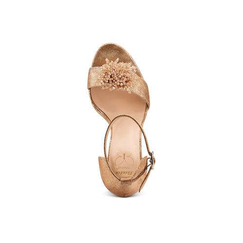 Sandali Insolia insolia, oro, 769-5165 - 17