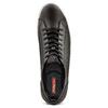 Sneakers in canvas bata-rl, nero, 841-6374 - 17