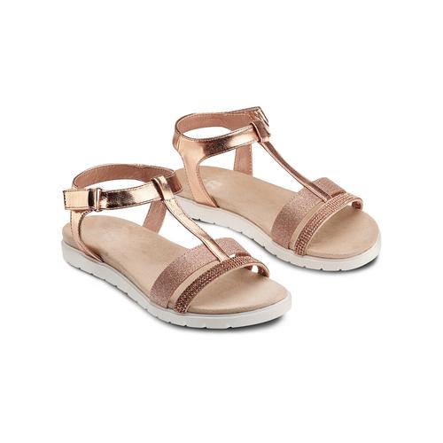 Sandali da bambina mini-b, 361-5171 - 16
