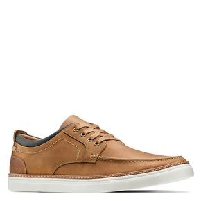 Sneakers da uomo bata-rl, marrone, 841-3375 - 13