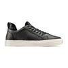 Sneakers in canvas bata-rl, nero, 841-6374 - 13