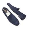 Mocassini Flexible flexible, blu, 853-9124 - 26