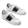 Sneakers da uomo bata, nero, 841-6488 - 26