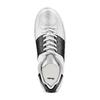 Sneakers da uomo bata, nero, 841-6488 - 17