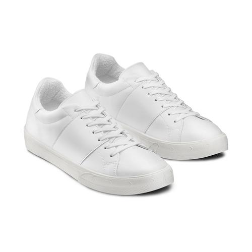 Sneakers da uomo bata, bianco, 841-1488 - 16