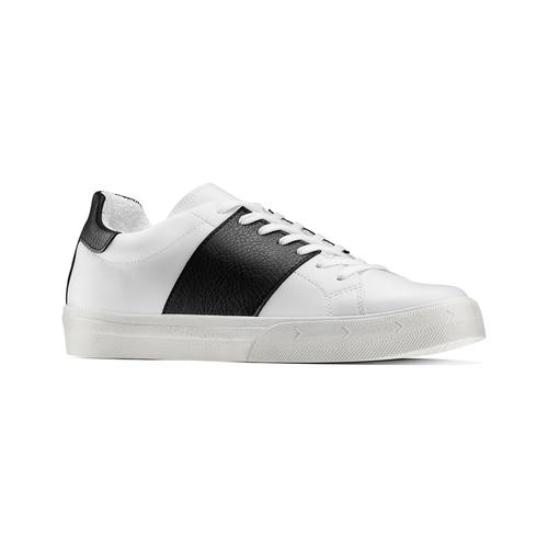 Sneakers da uomo bata, nero, 841-6488 - 13