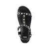 Sandali con perle bata, nero, 561-6369 - 17
