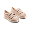 Sneakers in suede bata, rosa, 543-5401 - 16