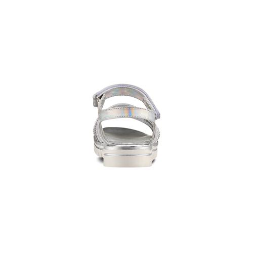 Sandali da bimba mini-b, argento, 361-1248 - 15