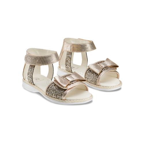 Sandali da bambina mini-b, oro, 261-8117 - 16
