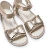 Sandali da bambina mini-b, oro, 261-8117 - 26