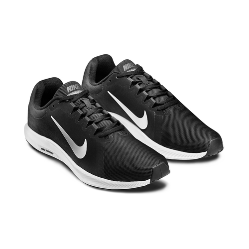 Nike Downshifter 8 nike, nero, 809-6715 - 16
