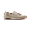 Mocassini con nappa bata-the-shoemaker, marrone, 853-3140 - 13