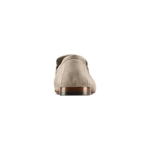 Mocassini con nappa bata-the-shoemaker, marrone, 853-3140 - 15