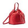 Borsa a secchiello bata, rosso, 961-5298 - 13