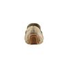 Mocassini in suede bata, beige, 853-8171 - 15