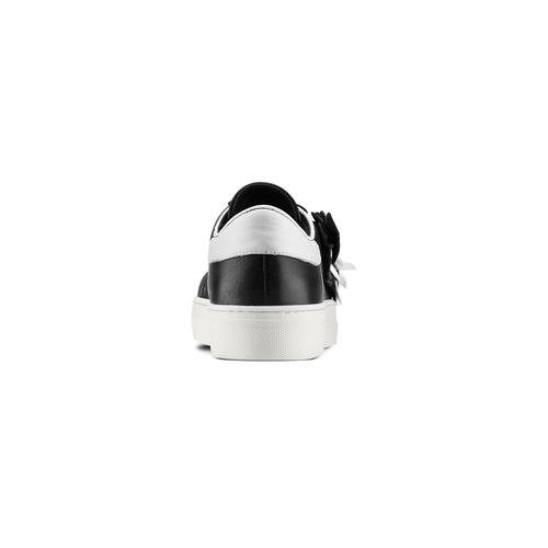 Sneakers senza lacci bata, nero, 544-6374 - 15