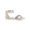 Sandali con strass mini-b, argento, 361-1166 - 13