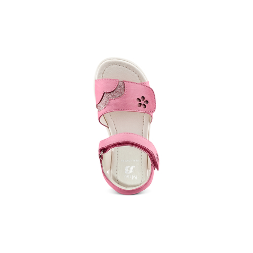 Sandali da bambina mini-b, rosa, 261-5144 - 17