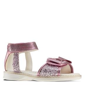 Sandali con fiocco mini-b, rosa, 261-5117 - 13