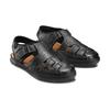 Sandali da uomo bata-comfit, nero, 864-6126 - 16
