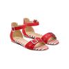 Sandali da donna insolia, rosso, 569-5277 - 16