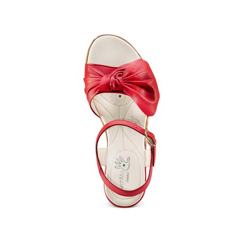 Sandali con fiocco bata-touch-me, 664-0302 - 17