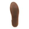 Stringate in pelle bata, marrone, 854-4206 - 19