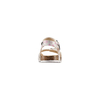 Sandali con stampa floreale mini-b, bianco, 261-1212 - 15