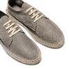 Stringate in suede bata, grigio, 853-2213 - 26