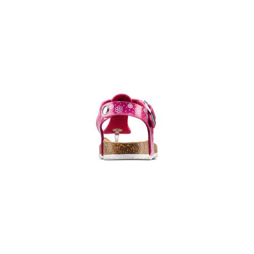 Sandali infradito mini-b, rosa, 261-5212 - 15