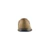 Mocassini in suede bata, beige, 853-8129 - 15