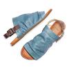 Sandali in pelle bata, blu, 564-9282 - 26