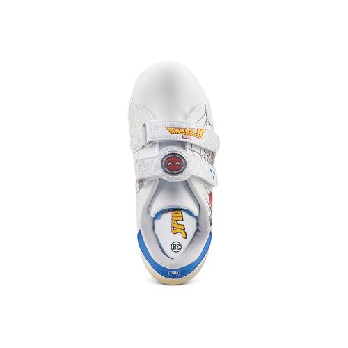 Sneakers con luci spiderman, bianco, 311-1158 - 17