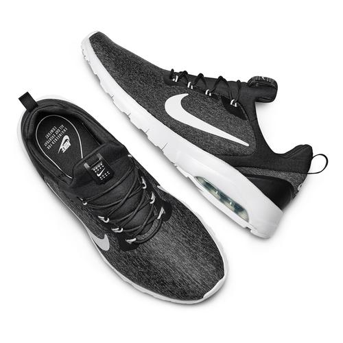 Nike Air Max Motion Racer nike, nero, 809-6710 - 26