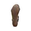 Sandali con applicazioni bata, nero, 661-6361 - 19