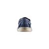Scarpe da barca bata, blu, 859-9198 - 15