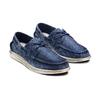 Scarpe da barca bata, blu, 859-9198 - 16