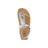 Sandali infradito da bambina mini-b, argento, turchese, 361-1250 - 17