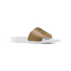 Ciabatte flat con strass bata, oro, 571-8191 - 13