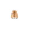Ciabatte con zeppa bata, beige, 763-8104 - 15