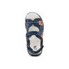 Sandali in pelle da bambino mini-b, blu, 363-9244 - 17