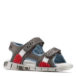 Sandali da bambino mini-b, grigio, 263-2205 - 13