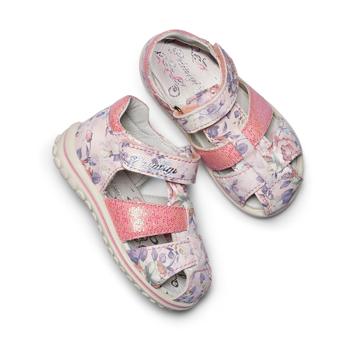 Sandali Primigi da bambina primigi, rosa, 129-5109 - 26