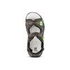 Sandali in pelle da bambino mini-b, grigio, 363-2244 - 17