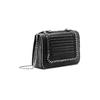 Handbag  bata, nero, 961-6253 - 13