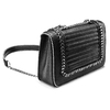 Handbag  bata, nero, 961-6253 - 17