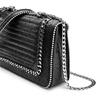 Handbag  bata, nero, 961-6253 - 15