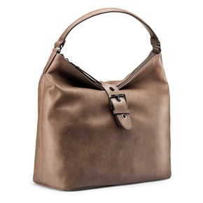 Handbag  bata, marrone, 961-4103 - 13